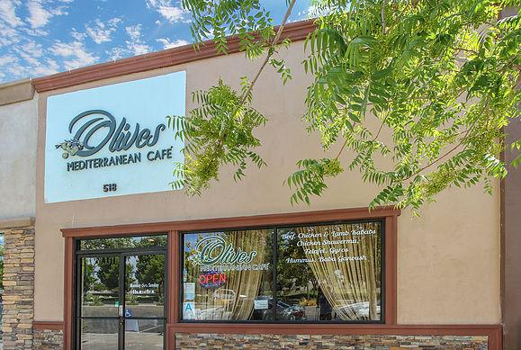 Catering – Olives Mediterranean Cafe